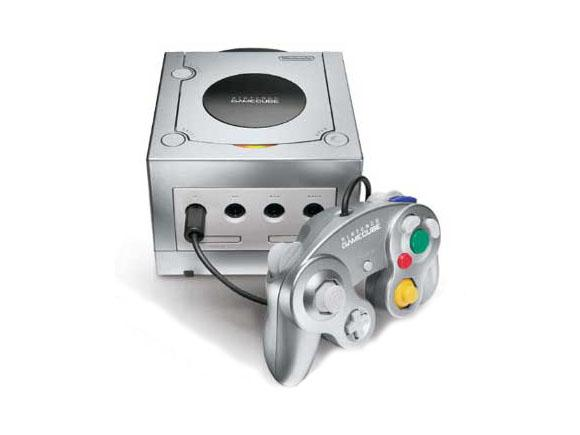 GameCube Platinum + Zelda Wind Waker for GameCube image