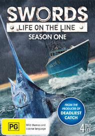 Swords: Life On The Line - Season 1 DVD