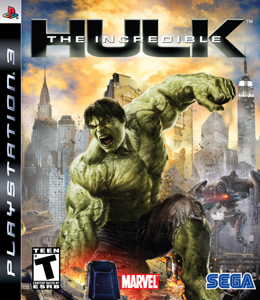 The Incredible Hulk for PS3