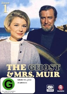 The Ghost & Mrs. Muir - The Complete First Season on DVD image