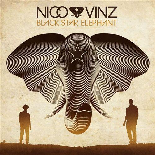 Black Star Elephant by Nico & Vinz