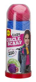 Alex: DIY Circle Scarf