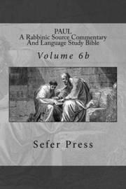 Paul by Sefer Press