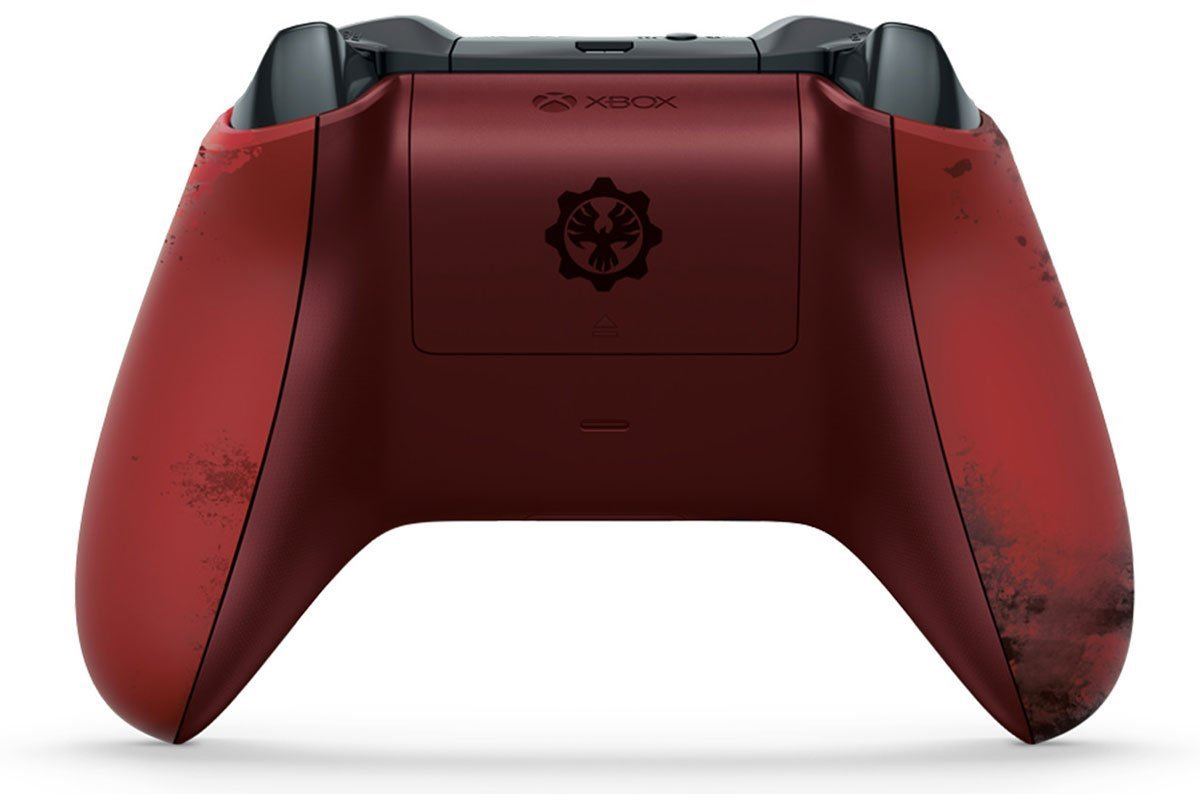 Xbox One Gears of War 4 Wireless Controller - Crimson Omen Limited Edition for Xbox One image