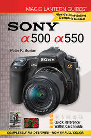 Sony A500/A550 by Peter K Burian image