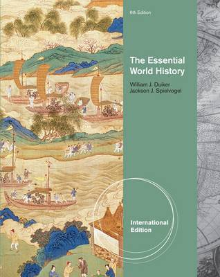 The Essential World History, International Edition by William J Duiker image