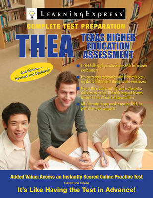Thea: Texas Higher Education Assessment image