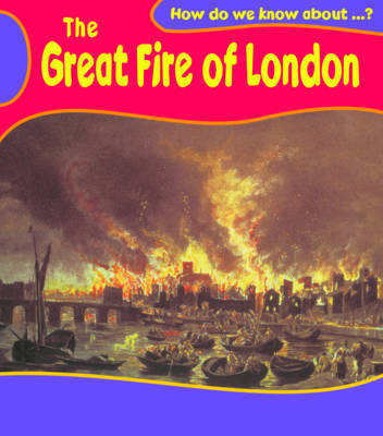 Great Fire of London by Deborah Fox image