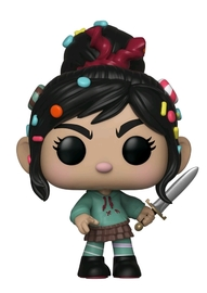 Wreck-It Ralph - Vanellope (with Sword) Pop! Vinyl Figure