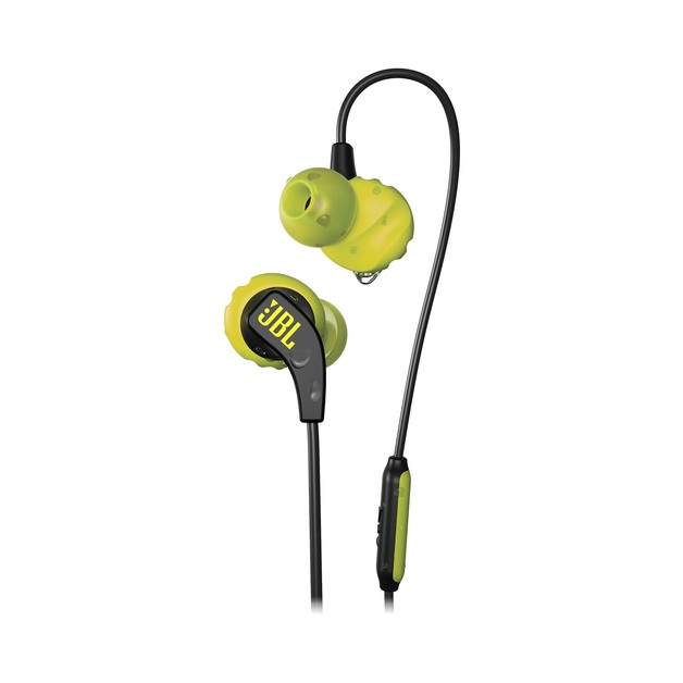 JBL Endurance Run Headphones - Yellow