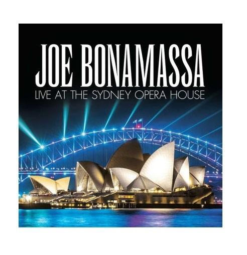 Live at the Sydney Opera House by Joe Bonamassa