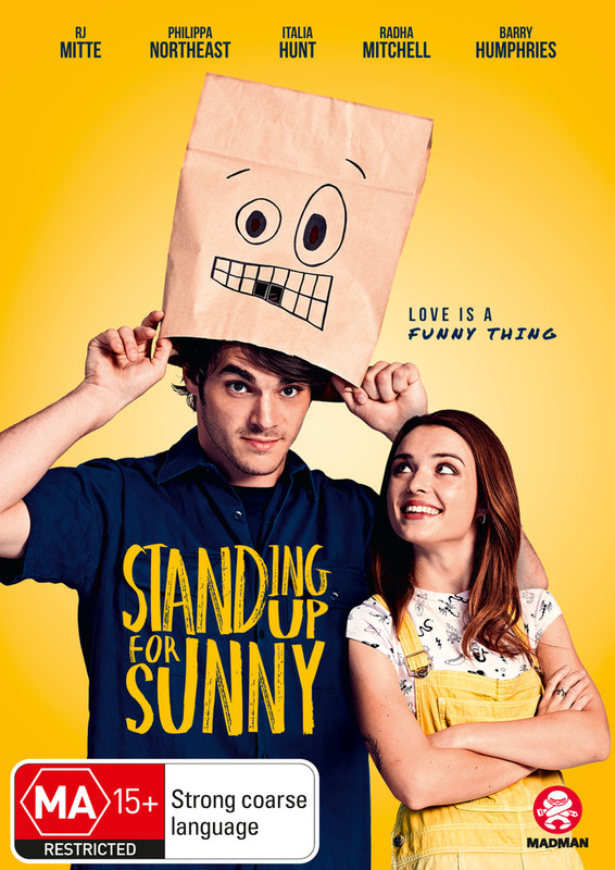 Standing Up For Sunny on DVD