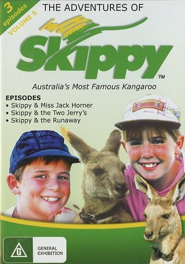 Adventures Of Skippy Vol. 5 on DVD