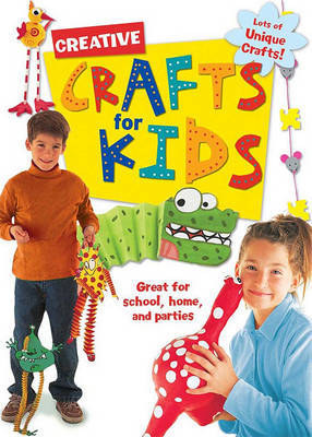 Creative Crafts for Kids image