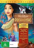 Pocahontas - Musical Masterpiece Edition on DVD