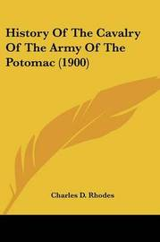 History of the Cavalry of the Army of the Potomac (1900) by Charles D Rhodes image