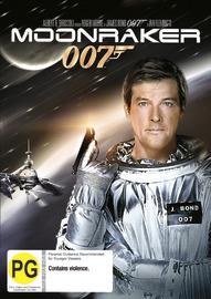 Moonraker (2012 Version) on DVD