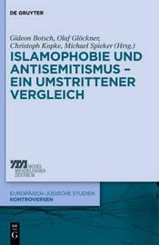 Islamophobie Und Antisemitismus Ein Umstrittener Vergleich