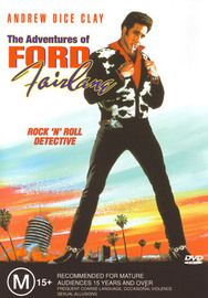 The Adventures Of Ford Fairlane on DVD image