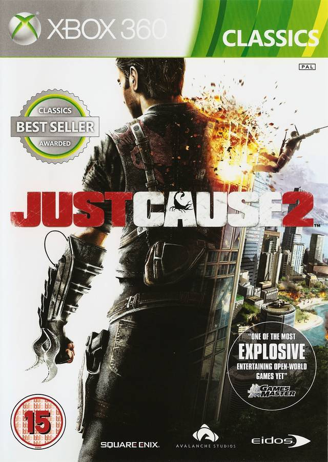 Just Cause 2 (Classics) for Xbox 360 image