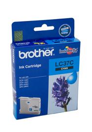 Brother LC-37C Ink Cartridge (Cyan)