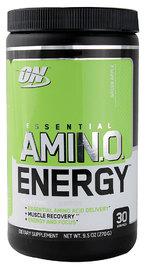 Optimum Nutrition Amino Energy Drink - Green Apple (30 Serves)