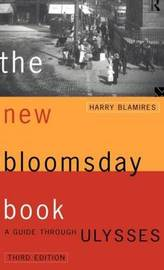 The New Bloomsday Book by Harry Blamires image