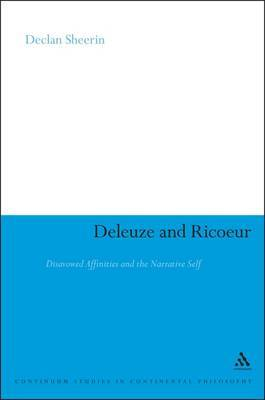 Deleuze and Ricoeur by Declan Sheerin