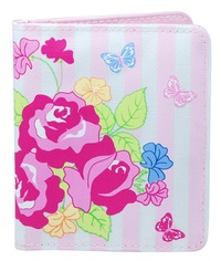 Pink Poppy: High Tea Princess Wallet - Pale Pink