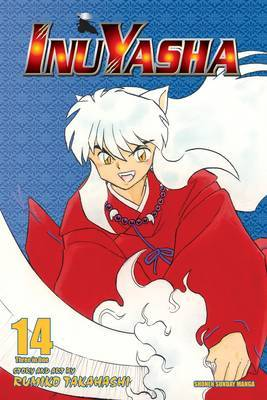 Inuyasha, Vol. 14 (VIZBIG Edition) by Rumiko Takahashi image