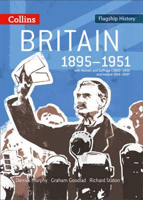 Britain 1895-1951 by Derrick Murphy