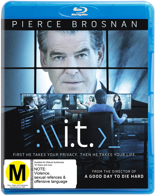 I.T. on Blu-ray