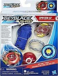 Beyblade Burst: Spryzen S2 - Rip Fire Pack image