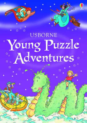 Usborne Young Puzzle Adventures by Karen Dolby image