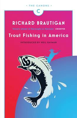 Trout Fishing in America by Richard Brautigan image