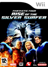 Fantastic 4: Rise of the Silver Surfer for Nintendo Wii image