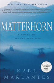 Matterhorn by Karl Marlantes image