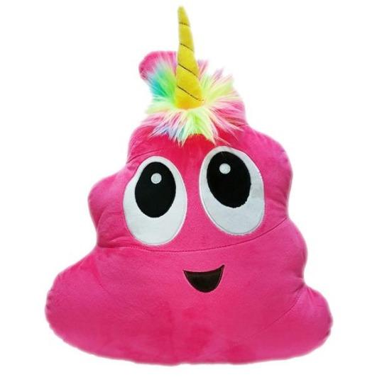 """Poonicorn: 16"""" Novelty Plush - (Pink)"""