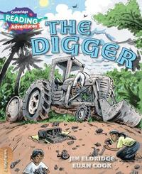 The Digger 2 Wayfarers by Jim Eldridge image