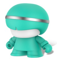 "Xoopar Boy: 3"" Bluetooth Speaker - Matt Mint"