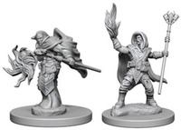 D&D Nolzurs Marvelous: Unpainted Minis - Elf Male Wizard