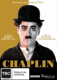 Chaplin on DVD