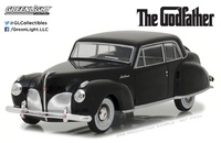 1/43: Lincoln Continental - Diecast Model