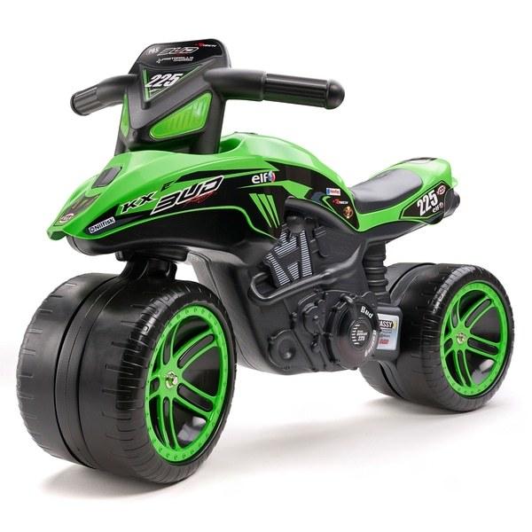Moto: Kawasaki KX Balance Bike - Green image