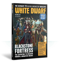 White Dwarf: December 2018