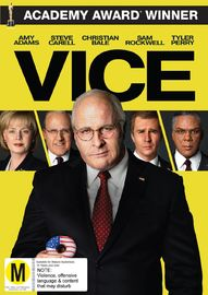 Vice on DVD