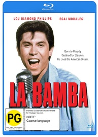 La Bamba on Blu-ray image