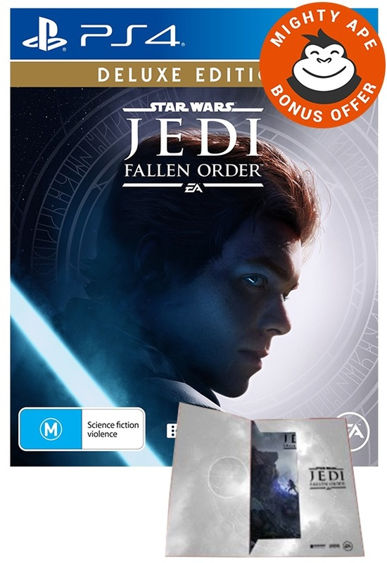 Star Wars Jedi: Fallen Order Deluxe Edition for PS4