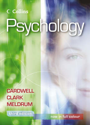 Psychology for A-level by Mike Cardwell image