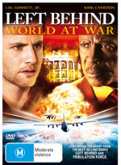 Left Behind 3 - The World at War on DVD